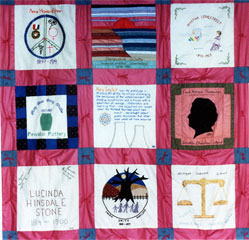Michigan Women Quilt